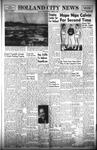 Holland City News, Volume 89, Number 5: February 4, 1960