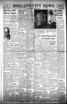 Holland City News, Volume 89, Number 12: March 24, 1960