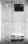 Holland City News, Volume 89, Number 13: March 31, 1960