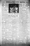 Holland City News, Volume 89, Number 15: April 14, 1960