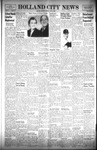 Holland City News, Volume 89, Number 28: July 14, 1960 by Holland City News