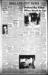 Holland City News, Volume 89, Number 35: September 1, 1960