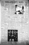 Holland City News, Volume 89, Number 41: October 13, 1960