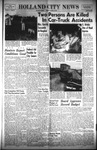 Holland City News, Volume 89, Number 42: October 20, 1960 by Holland City News