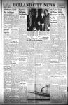 Holland City News, Volume 89: Number 43: October 27, 1960