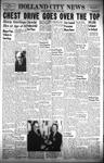 Holland City News, Volume 89, Number 44: November 3, 1960 by Holland City News