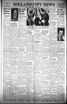 Holland City News, Volume 89, Number 45: November 10, 1960 by Holland City News