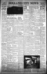 Holland City News, Volume 89, Number 46: November 17, 1960 by Holland City News