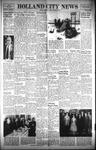 Holland City News, Volume 89, Number 52: December 29, 1960