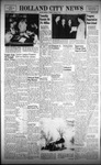 Holland City News, Volume 90, Number 2: January 12, 1961