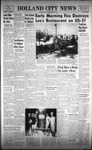 Holland City News, Volume 90, Number 10: March 9, 1961