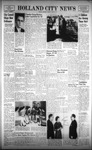Holland City News, Volume 90, Number 12: March 23, 1961