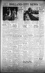 Holland City News, Volume 90, Number 17: April 27, 1961