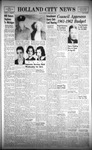 Holland City News, Volume 90, Number 18: May 4, 1961