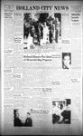 Holland City News, Volume 90, Number 22: June 1, 1961