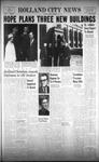 Holland City News, Volume 90, Number 23: June 8, 1961
