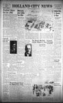 Holland City News, Volume 90, Number 24: June 15, 1961