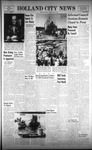 Holland City News, Volume 90, Number 25: June 22, 1961