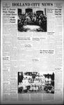 Holland City News, Volume 90, Number 26: June 29, 1961