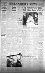 Holland City News, Volume 90, Number 29: July 20, 1961 by Holland City News