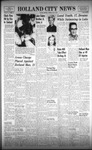 Holland City News, Volume 90, Number 30: July 27, 1961 by Holland City News