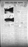 Holland City News, Volume 90, Number 31: August 3, 1961 by Holland City News