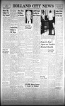 Holland City News, Volume 90, Number 38: September 21, 1961 by Holland City News