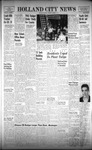 Holland City News, Volume 90, Number 41: October 12, 1961 by Holland City News