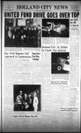 Holland City News, Volume 90, Number 43: October 26, 1961 by Holland City News