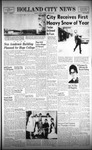 Holland City News, Volume 90, Number 52: December 28, 1961 by Holland City News
