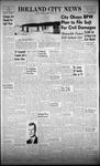 Holland City News, Volume 91, Number 1: January 4, 1962