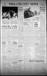 Holland City News, Volume 91, Number 2: January 11, 1962