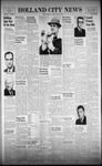 Holland City News, Volume 91, Number 10: March 8, 1962