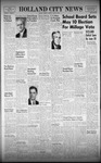 Holland City News, Volume 91, Number 13: March 29, 1962
