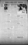 Holland City News, Volume 91, Number 14: April 5, 1962