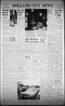Holland City News, Volume 91, Number 18: May 3, 1962