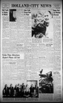 Holland City News, Volume 91, Number 19: May 10, 1962
