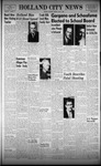 Holland City News, Volume 91, Number 24: June 14, 1962