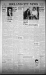 Holland City News, Volume 91, Number 25: June 21, 1962