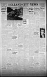 Holland City News, Volume 91, Number 26: June 28, 1962