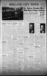 Holland City News, Volume 91, Number 27: July 5, 1962
