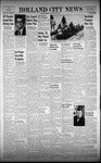 Holland City News, Volume 91, Number 29: July 19, 1962 by Holland City News