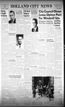 Holland City News, Volume 91, Number 36: September 6, 1962 by Holland City News