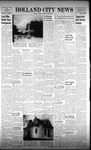 Holland City News, Volume 91, Number 43: October 25, 1962 by Holland City News