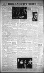 Holland City News, Volume 92, Number 2: January 10, 1963