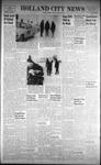 Holland City News, Volume 92, Number 4: January 24, 1963