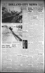 Holland City News, Volume 92, Number 10: March 7, 1963