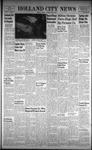 Holland City News, Volume 92, Number 15: April 11, 1963