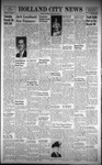 Holland City News, Volume 92, Number 19: May 9, 1963