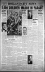 Holland City News, Volume 92, Number 20: May 16, 1963